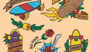 ripndip skateboard